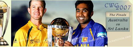 2007 ICC CWC Finals