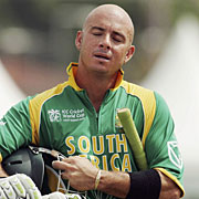 South Africa Gibbs Six Sixes