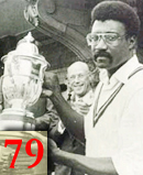 West Indies 1979 Cricket World Champions